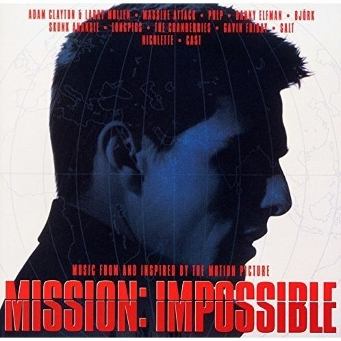 Mission Impossible Original Soundtrack