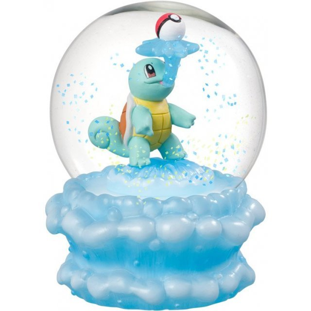 Pocket Monsters Snow Slow Life: Squirtle