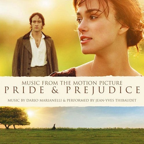Pride And Prejudice Original Soundtrack