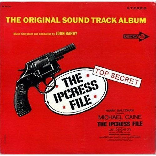 The Ipcress File Original Soundtrack