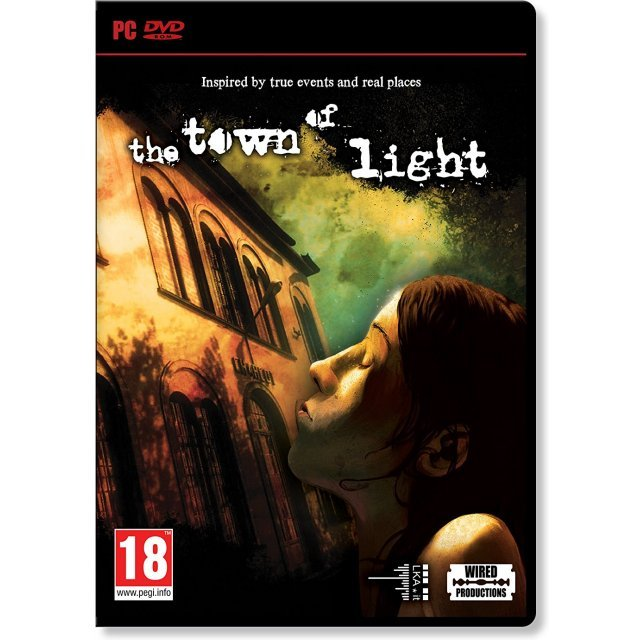 The Town of Light (DVD-ROM)