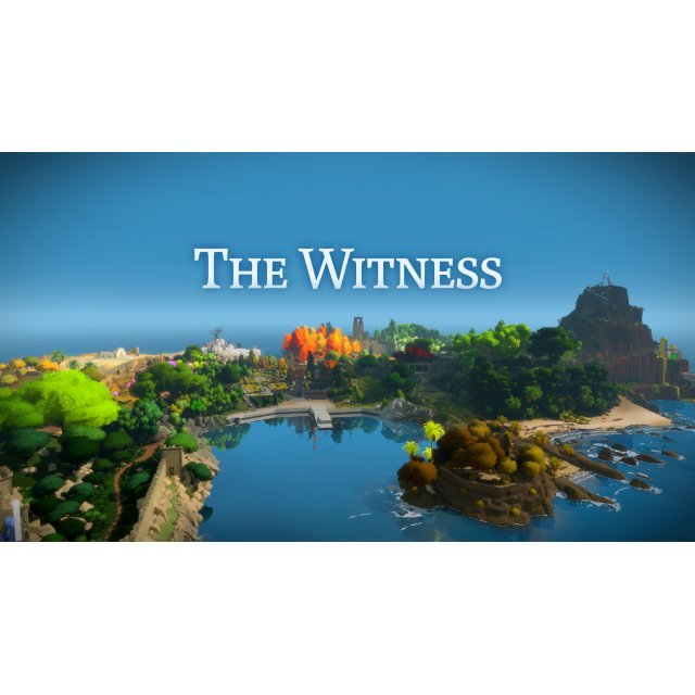 The Witness (Steam)