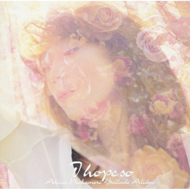 I Hope So Ballade Album - [UHQCD Limited Edition]