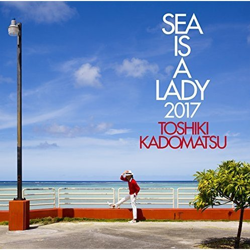 Sea Is A Lady 2017 [CD+Blu-ray Limited Edition]