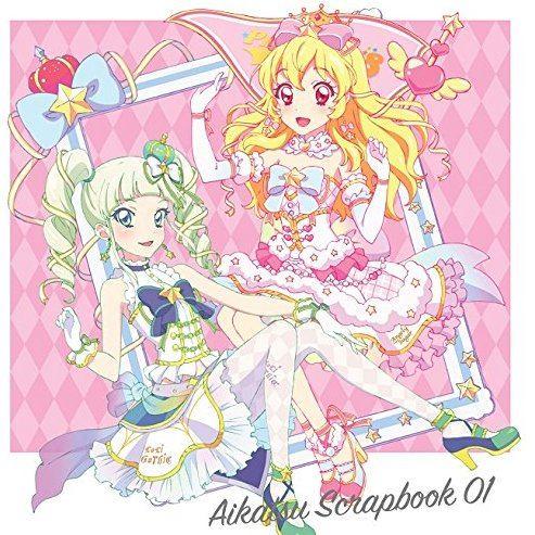 Video Game Soundtrack - Smartphone App Aikatsu Photo On ...
