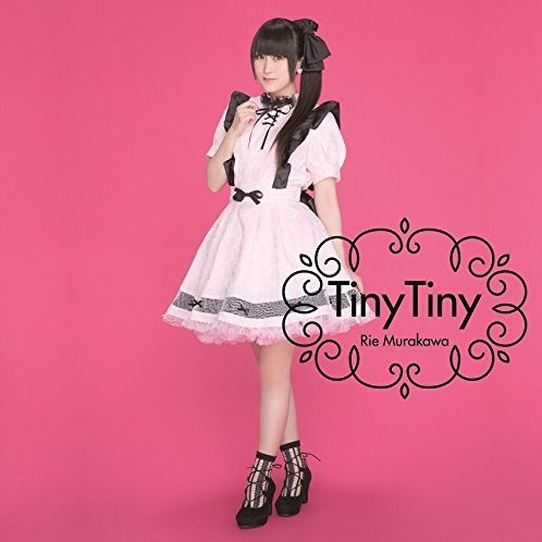 Tiny Tiny / Mizuiro No Fantasy [CD+DVD Limited Edition Type A]