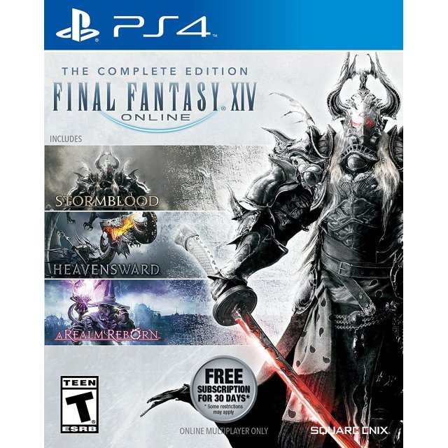 Final Fantasy XIV Online: The Complete Edition