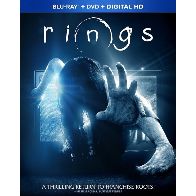 Rings [Blu-ray+DVD+Digital HD]