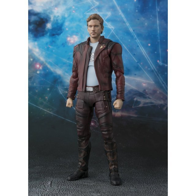 S.H.Figuarts Guardians of the Galaxy Vol. 2: Star-Lord with Explosion Set