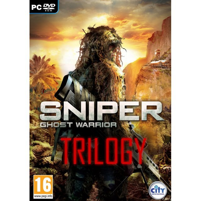 Sniper: Ghost Warrior Trilogy (Steam)