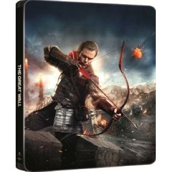 The Great Wall (Steelbook)