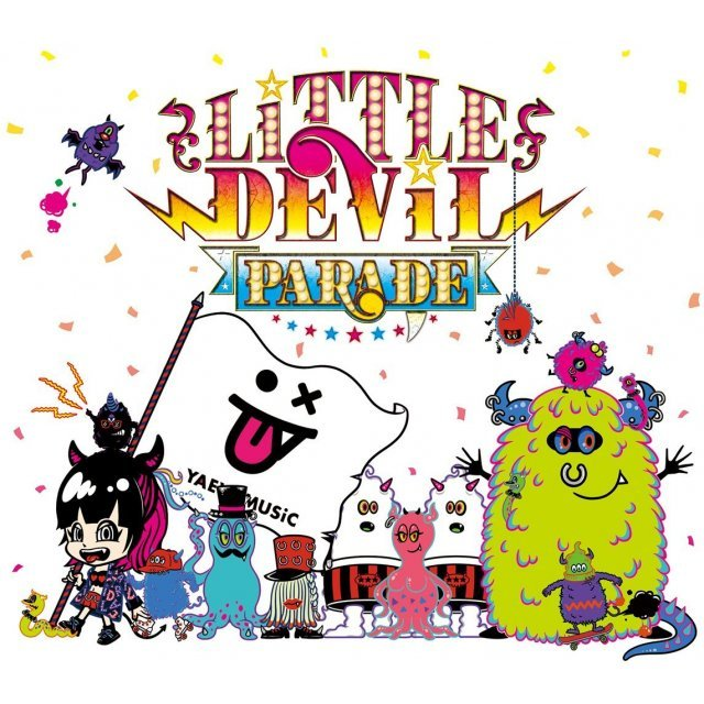 Little Devil Parade [CD+Blu-ray Limited Edition]