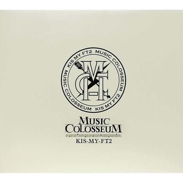 Music Colosseum [CD+DVD Limited Edition Type B]