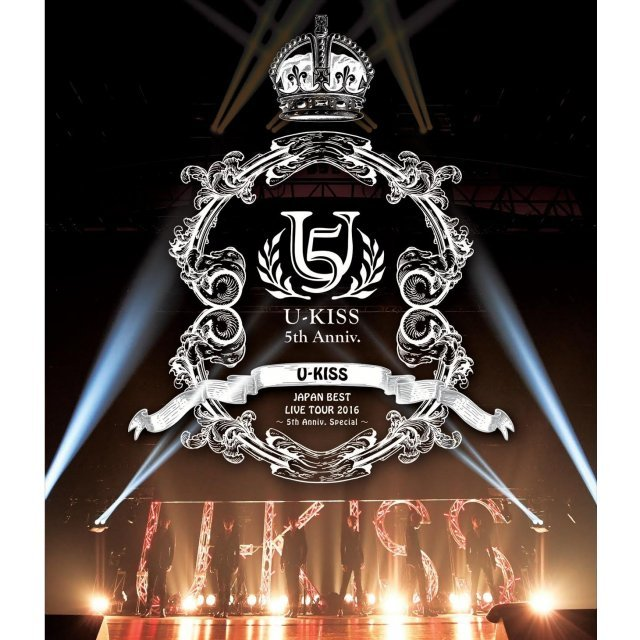 U-Kiss Japan Best Live Tour 2016 - 5th Anniversary Special