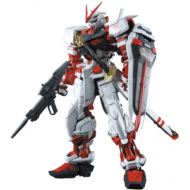 Mobile Suit Gundam Seed Astray 1/60 Scale Model Kit: Gundam Astray Red Frame (PG)