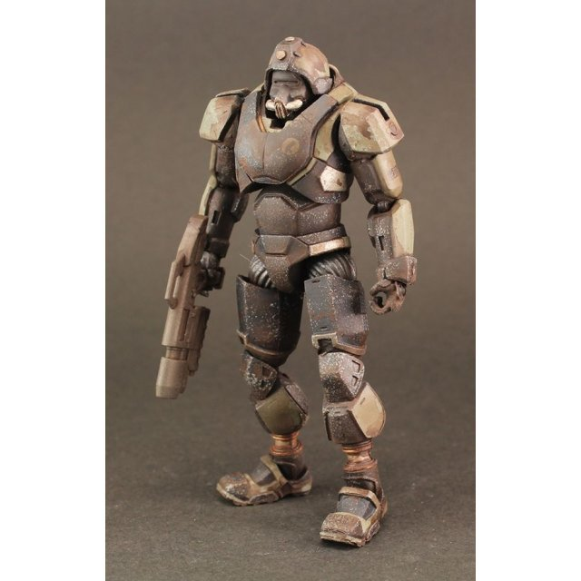Acid Rain World 1/18 Scale Action Figure: Reborn Trooper (Omanga Military)