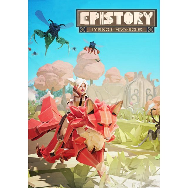Epistory - Typing Chronicles (Steam)