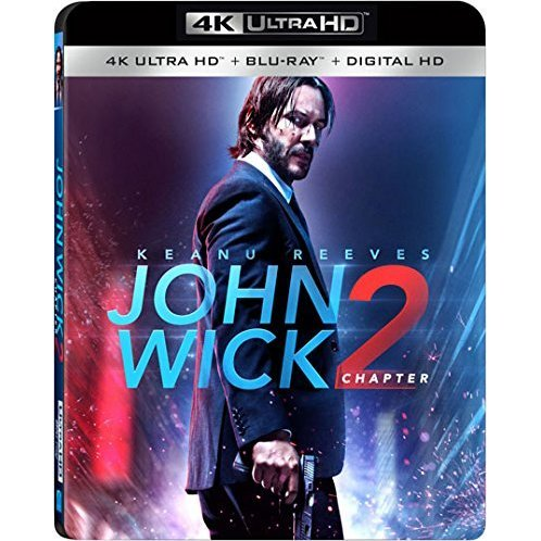 John Wick: Chapter 2 [4K Ultra HD Blu-ray]