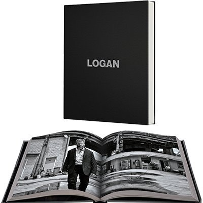 Logan (2-Disc) (Photobook, Theatrical + Noir Version)
