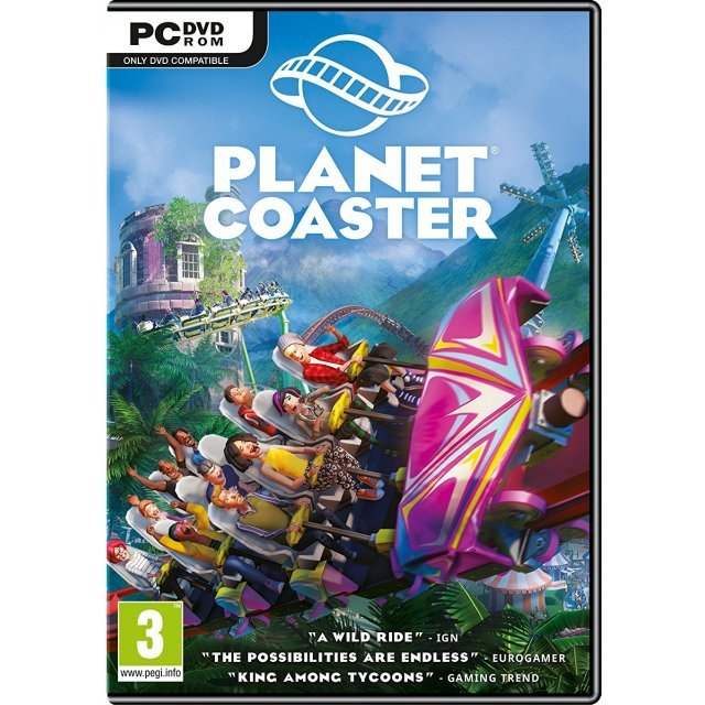 Planet Coaster (DVD-ROM)