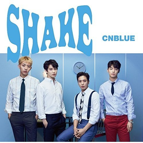 Shake [CD+DVD Limited Edition Type A]