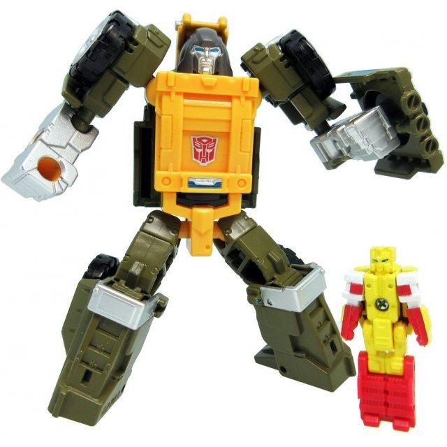 Transformer Legends LG48: Brawn & Repugnus
