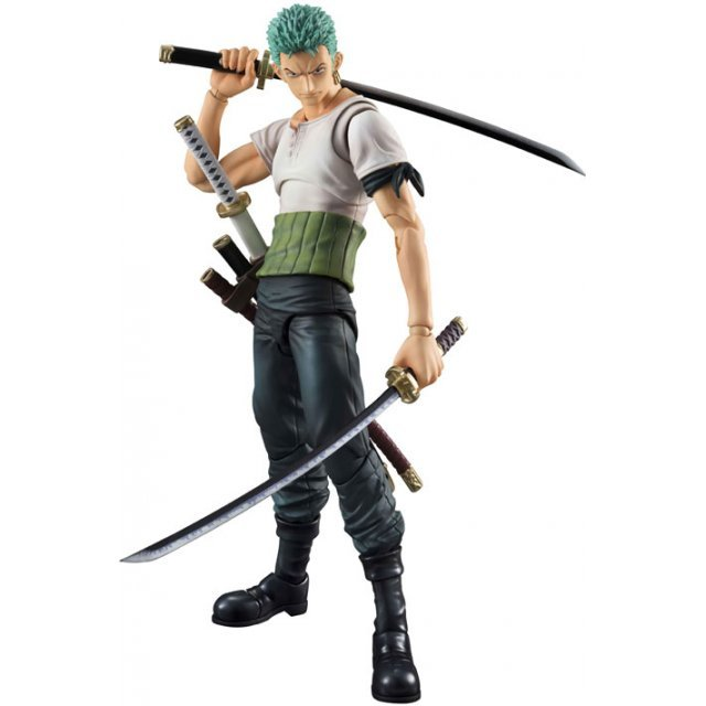 Variable Action Heroes One Piece: Roronoa Zoro Past Blue