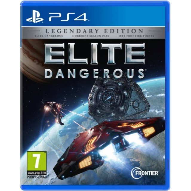 Elite Dangerous [Legendary Edition]