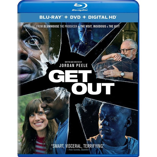 Get Out [Blu-ray+DVD+Digital HD]