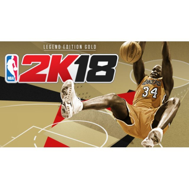 NBA 2K18 [Legend Edition Gold]