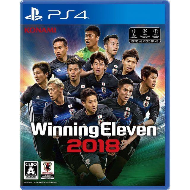 World Soccer Winning Eleven 2018