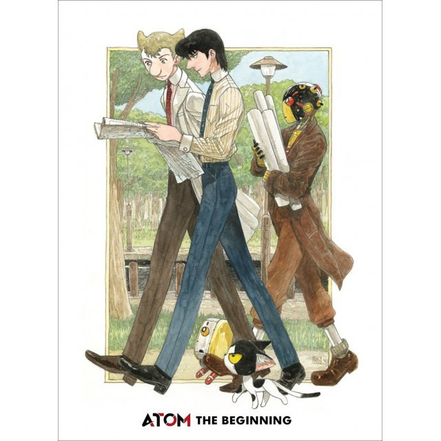 Atom: The Beginning Vol.1 [Limited Edition]
