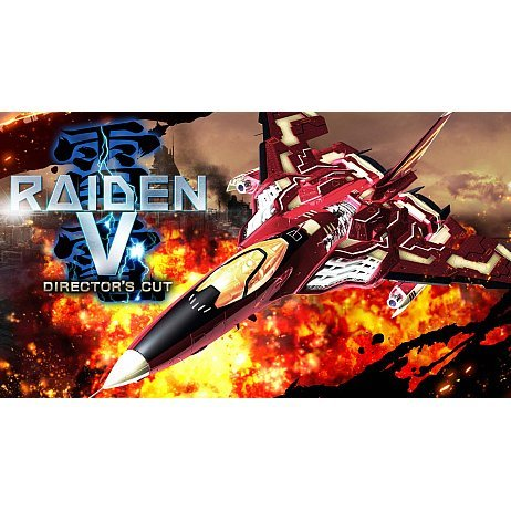 Raiden V Director's Cut (English)