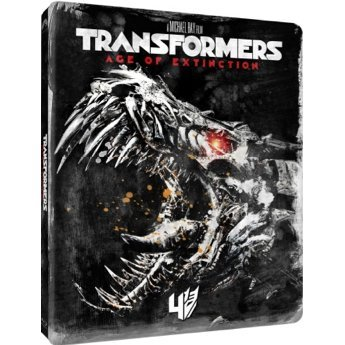 Transformers: Age of Extinction (Steelbook)