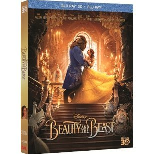 Beauty and the Beast 2D+3D