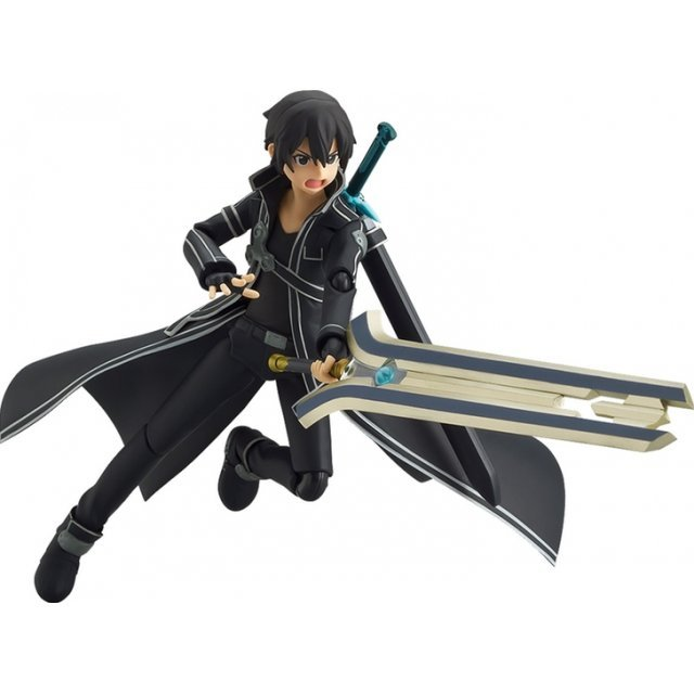 figma Sword Art Online The Movie Ordinal Scale: Kirito O.S Ver.