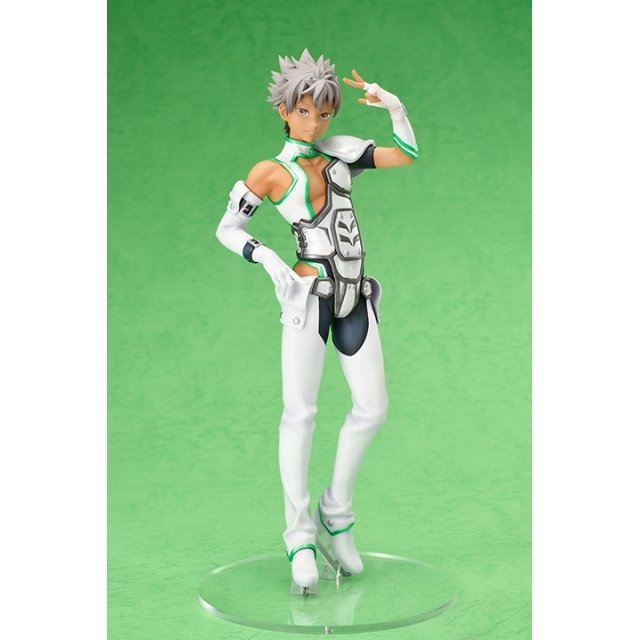 King of Prism by PrettyRhythm 1/8 Scale Pre-Painted Figure: Nishina Kazuki Battle Suit Ver.