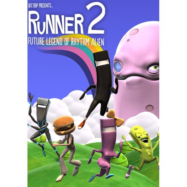 Runner2: Future Legend of Rhythm Alien (Steam)