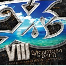 Ys VIII - Lacrimosa Of Dana Original Soundtrack [Complete Edition]