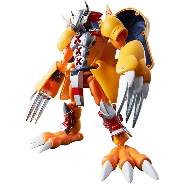Digivolving Spirits 01 Digimon Adventure: WarGreymon