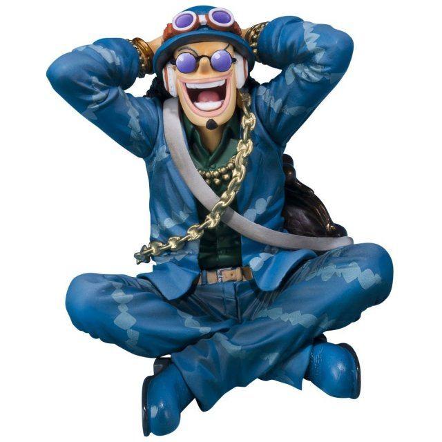 Figuarts Zero One Piece: Usopp -One Piece 20th Anniversary Ver.-