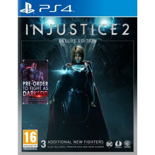 Injustice 2 [Deluxe Edition]