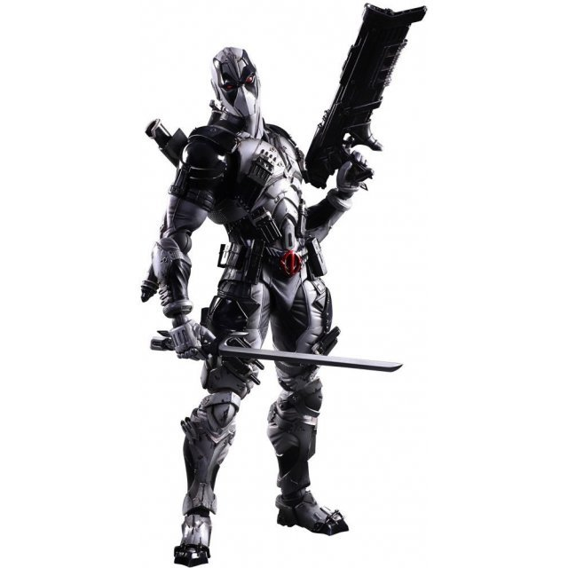 Marvel Universe Variant Play Arts Kai Deadpool: Deadpool X-Force Ver.