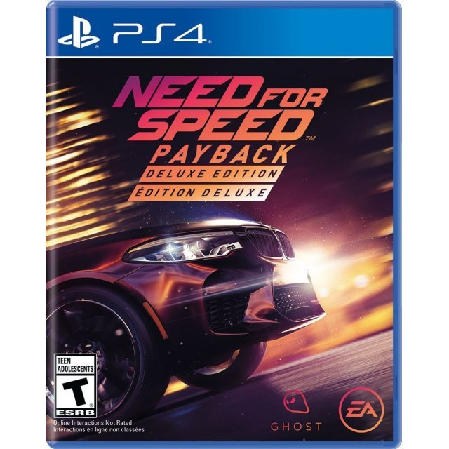 Need for Speed Payback [Deluxe Edition]