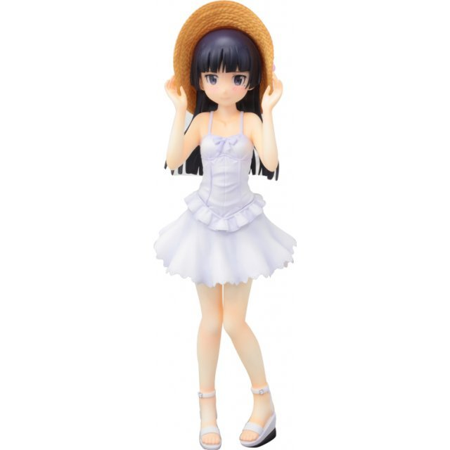 Ore no Imouto ga Konna ni Kawaii Wake ga Nai 1/7 Scale Pre-Painted Figure: Kuroneko (Re-run)