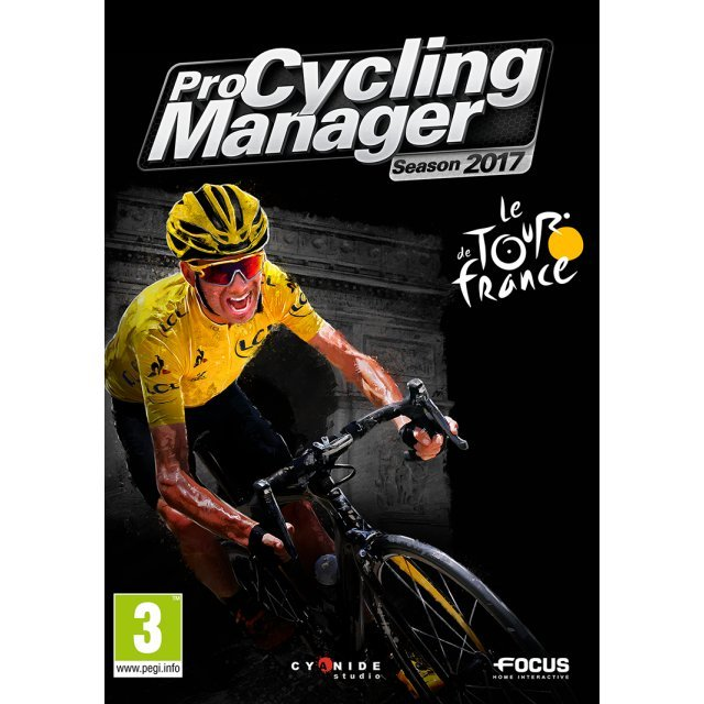 Pro Cycling Manager 2017 (Steam)