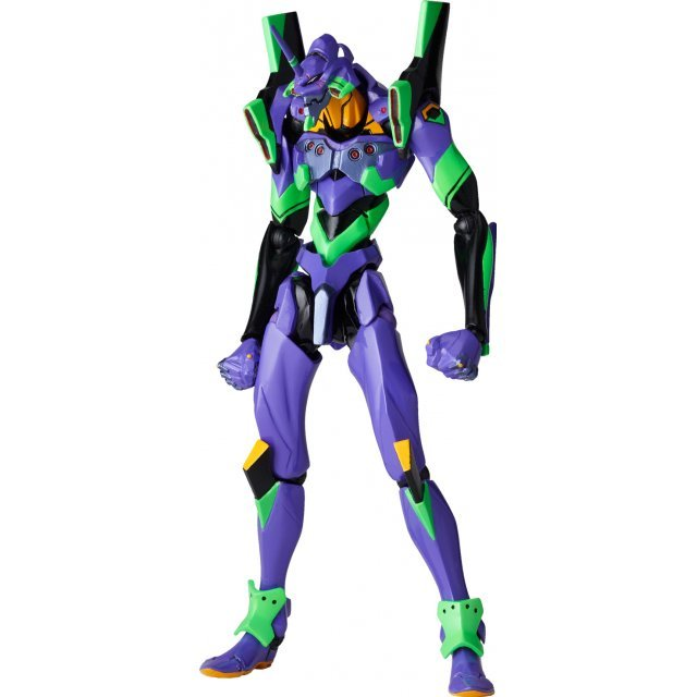 Revoltech Evangelion Evolution Rebuild of Evangelion: EV-001 EVA-01 Test Type