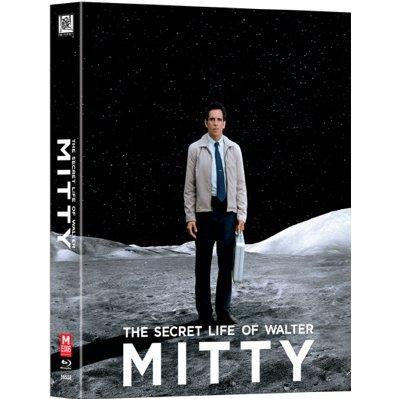 The Secret Life of Walter Mitty (Full Slip Steelbook)