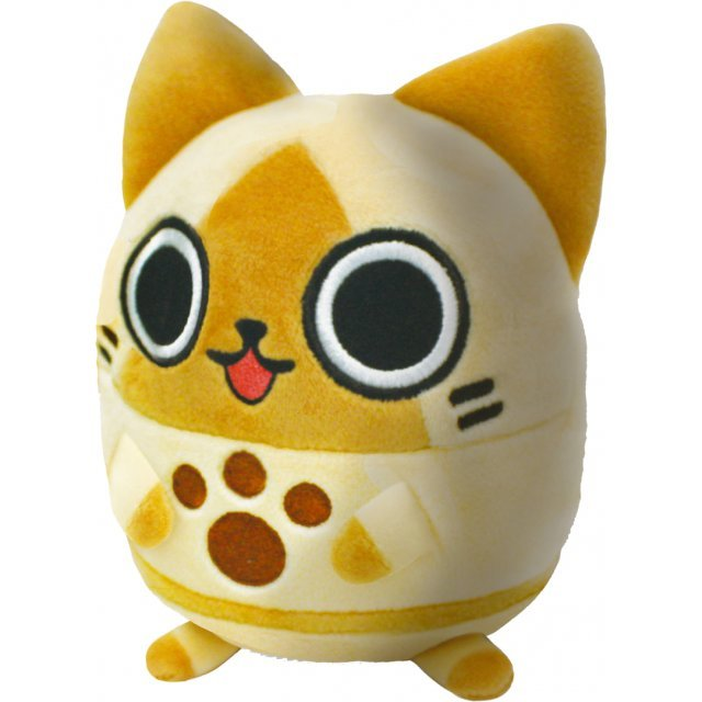 Monster Hunter Mocchi Mocchi Plush L: Felyne