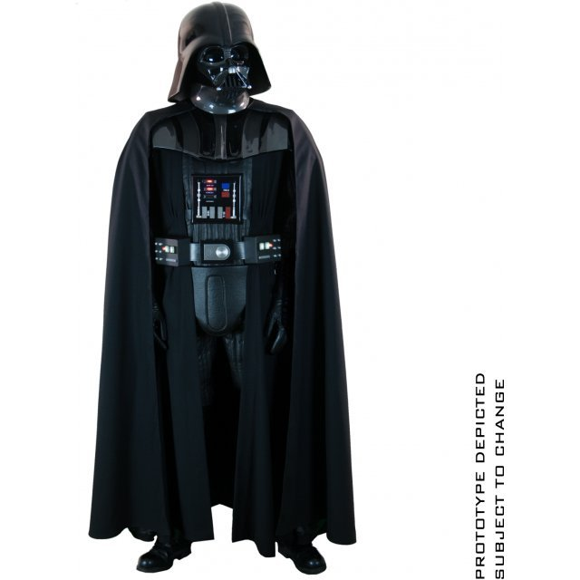 Star Wars The Empire Strikes Back Ensemble: Darth Vader Costume (M Size)